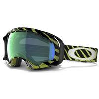 Highlight Enamel Mint Frame / Emerald Iridium Lens (57 605) Oakley Shaun White Splice Goggle