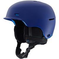 Dark Blue Anon Highwire Helmet Mens