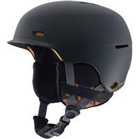 Dark Gray Anon Highwire Helmet Mens