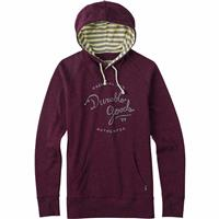 Sangria Heather Burton Hilary Pullover Hoodie Womens