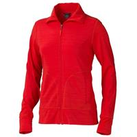 Hot Coral Marmot Sequence Jacket Womens