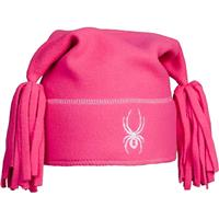 Hot Pink / Sweet Pink Spyder Bitsy Cuddle Fleece Hat Girls
