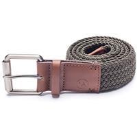 Olive Green Arcade Hudson Belt