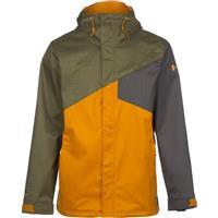 Hunter Orange Under Armour CGI Hillcrest Shell Jacket Mens