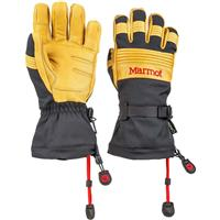 Marmot Ultimate Ski Glove - Men's - Black / Tan