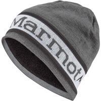 Cinder / Slate Grey Marmot Spike Hat Mens