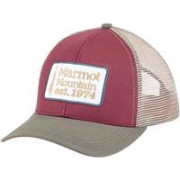 Redwood Marmot Retro Trucker Hat Mens