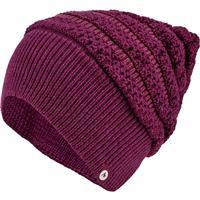 Deep Plum Marmot Darcy Hat Womens