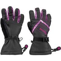 Black / Deep Plum Freshies Marmot Katie Glove Womens