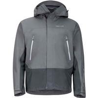 Cinder / Slate Grey Marmot Spire Jacket Mens