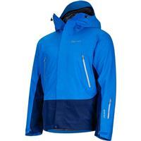 Clear Blue / Arctic Navy Marmot Spire Jacket Mens