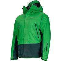 Green / Spruce Marmot Spire Jacket Mens