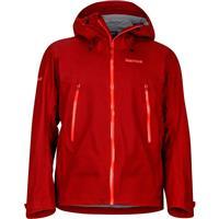 Brick Marmot Red Star Jacket Mens