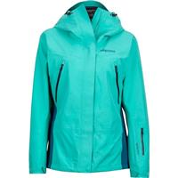 Waterfall / Night Marmot Spire Jacket Womens