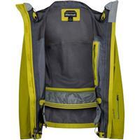 Citronelle / Cilantro Marmot Spire Jacket Womens
