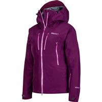 Deep Plum Marmot Alpinist Jacket Womens