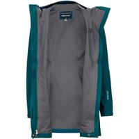 Deep Teal Marmot Essential Jacket Womens