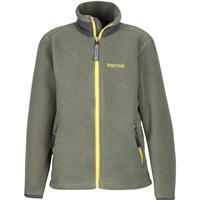 Citronelle / Beetle Green Marmot Northshore Jacket Boys
