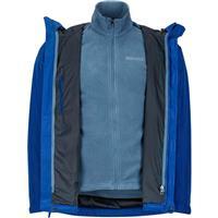 Dark Cerulean Marmot Ramble Component Jacket Mens