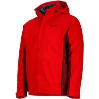 Team Red / Port Marmot Castleton Component Jacket Mens