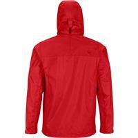 Team Red / Brick Marmot Precip Jacket Mens