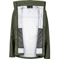 Beetle Green Marmot Precip Jacket Womens