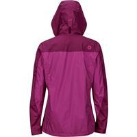 Purple Orchid / Deep Plum Marmot Precip Jacket Womens