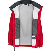 Team Red Marmot Precip Jacket Boys