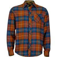 Coffee Marmot Anderson Flannel LS Mens