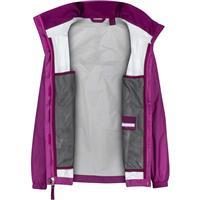 Purple Orchid Marmot Precip Jacket Girls