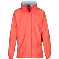 Living Coral Marmot Precip Jacket Girls