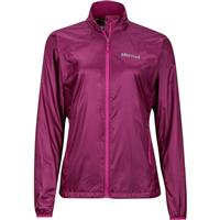 Deep Plum / Purple Orchid Marmot Ether DriClime Jacket Womens