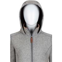Slate Grey Heather Marmot Eliana Sweater Womens