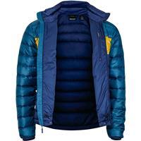 Navy / Denim Marmot Ares Jacket Mens