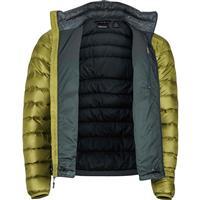 Dark Spruce / Cilantro Marmot Ares Jacket Mens