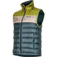 Dark Spruce / Cilantro Marmot Ares Vest Mens