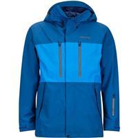 Dark Cerulean / Clear Blue Marmot Sugarbush Jacket Mens