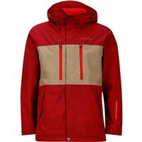 Brick / Desert Khaki Marmot Sugarbush Jacket Mens