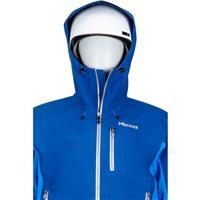 Dark Cerulean / Clear Blue Marmot La Meije Jacket Mens