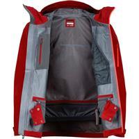 Brick / Team Red Marmot La Meije Jacket Mens