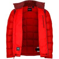 Team Red / Port Marmot Greenridge Jacket Mens