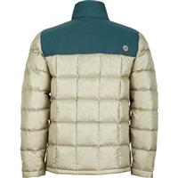 Light Khaki / Dark Spruce Marmot Greenridge Jacket Mens