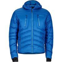 Dark Cerulean Marmot Hangtime Jacket Mens