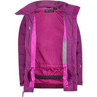 Deep Plum Marmot Val DSere Jacket Womens