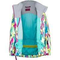 Purple Orchid Wisteria Marmot Big Sky Jacket Girls