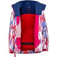 Bright Ruby Wisteria Marmot Big Sky Jacket Girls