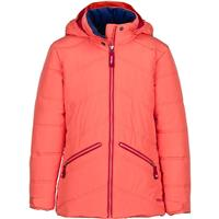 Living Coral Marmot Val DSere Jacket Girls