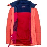 Marmot Val D'Sere Jacket - Girl's - Living Coral