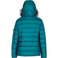 Deep Teal Marmot Hailey Jacket Girls