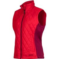 Tomato / Red Dahlia Marmot Kitzbuhel Vest Womens